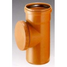 Фасонные изделия для наружной канализации Armakan ревизия ПП 160