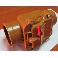 Фасонные изделия для наружной канализации Armakan обратный клапан ПП D 110