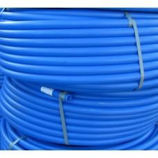 Полиэтиленовая труба для водопровода (синяя) D 32x2.0