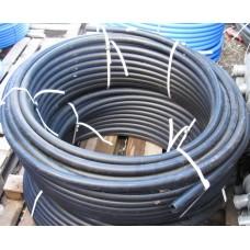 Полиэтиленовая труба для водопровода (черная) D 50x3