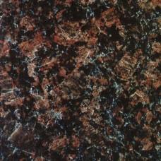 Гранитный подоконник, cтолешница Елизовский (коричневый с черными включениями)