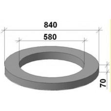 Кольца колодцев КО-6
