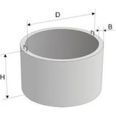 Кольца колодцев КС 10-6