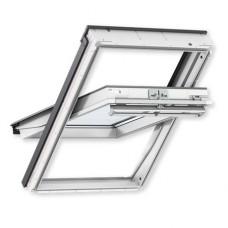 Мансардное окно Velux premium, GGU 0068, классическое полиуретановое окно