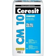 Клей для плитки «Comfort» Ceresit СМ 10