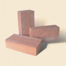 Керамический кирпич рядовой полнотелый одинарный, КРО М200