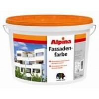 Фасадная краска-Alpina Fassadenfarbe