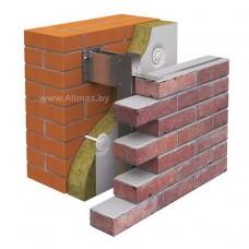 Вентилируемый фасад из кирпича