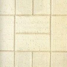 Брусчатка для мощения клинкерная Roben, белокремовая с гранью