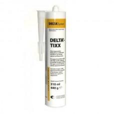Клей DELTA-TIXX для присоединения пароизоляционных плёнок к конструкциям из дерева, кирпича и бетона
