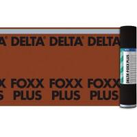 Гидроизоляционная диффузионная мембрана DELTA-FOXX, PLUS