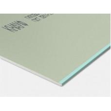 Гипсокартон потолочный KNAUF 9,5*120*250, влагостойкий (3м2)