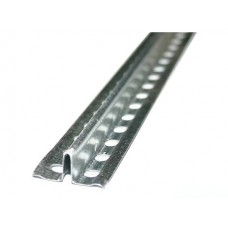 Профиль перфорированный маячковый (10 мм), 2.5м.