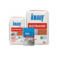 Штукатурка гипсовая Кнауф (Knauf)-Ротбанд