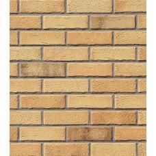 Клинкерная плитка Aarhus gelb-bunt, carbon- желтый с угольными пятнами