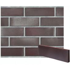 Клинкерная плитка Adelajda - бургунд гладкий PENF 19