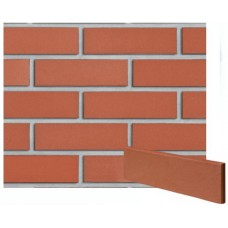 Клинкерная плитка Melbourne - красная гладкая PENF 16