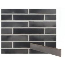 Облицовочная плитка клинкерная Brisbane- серого цвета с металлическим блеском PELDF 22