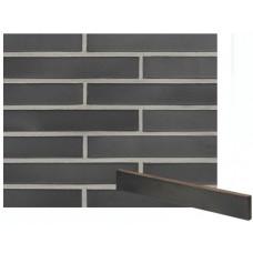 Облицовочная плитка клинкерная Brisbane- серого цвета с металлическим блеском PEXLDF 22