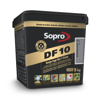 Декоративная эластичная фуга (затирка) Sopro DF 10